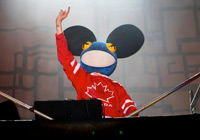 Deadmau5 at the Olympics